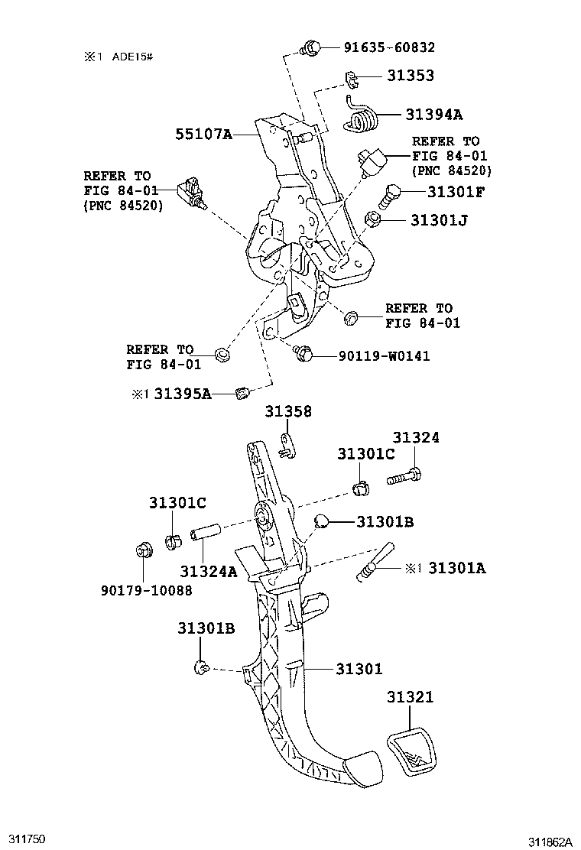toyota auris hybridade157r-dgfnxw