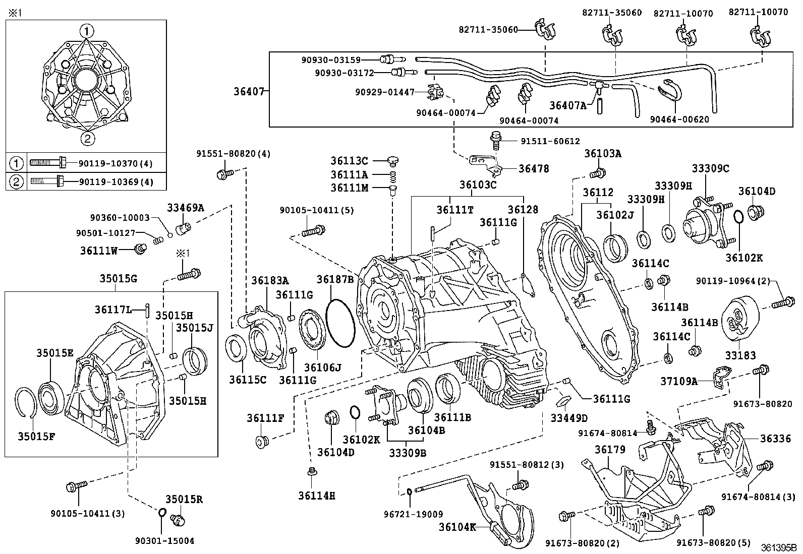 toyota land cruiser front brakes parts diagram  toyota