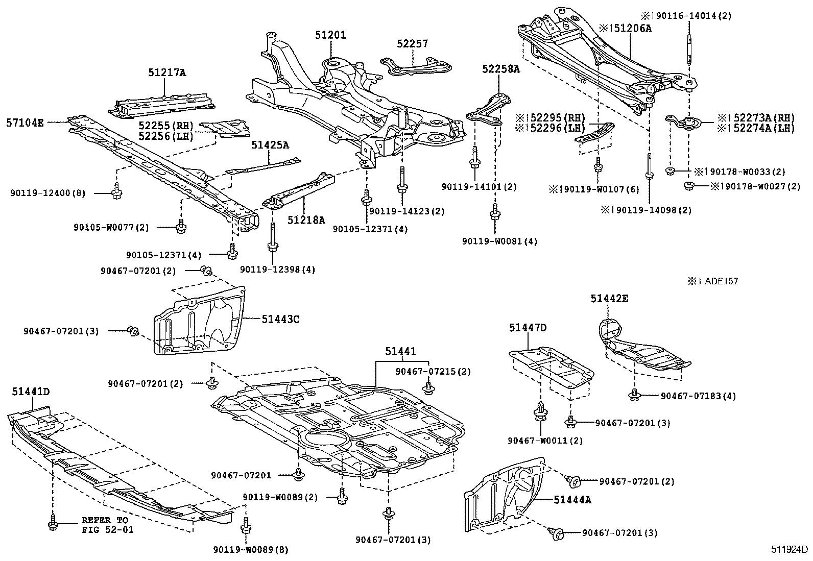 1971 toyota land cruiser parts