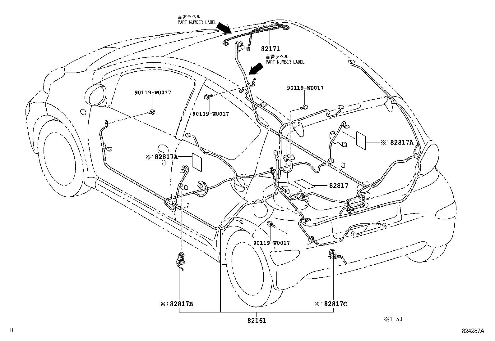 Wiring Diagram Toyota Aygo
