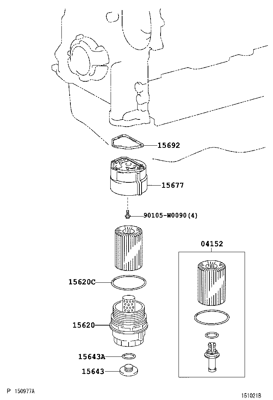 toyota corolla versoaur10l-grfeyw - tool-engine-fuel