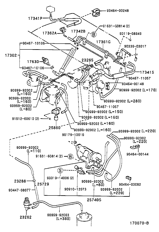 Toyota Celicast202l-blmgfw - Tool-engine-fuel