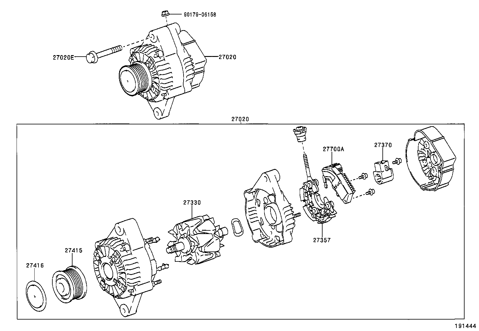 toyota hiluxkdn190l-prpsyw - tool-engine-fuel