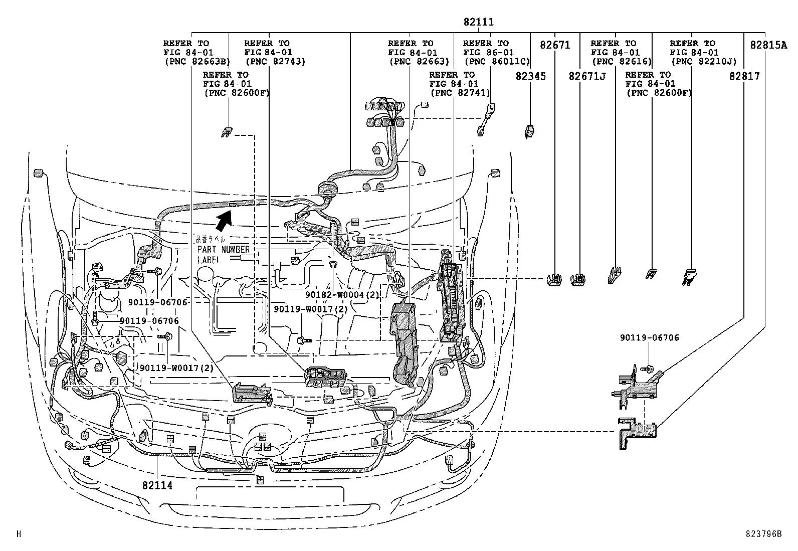 Toyota Corolla Versocur10l-grmeyw - Electrical