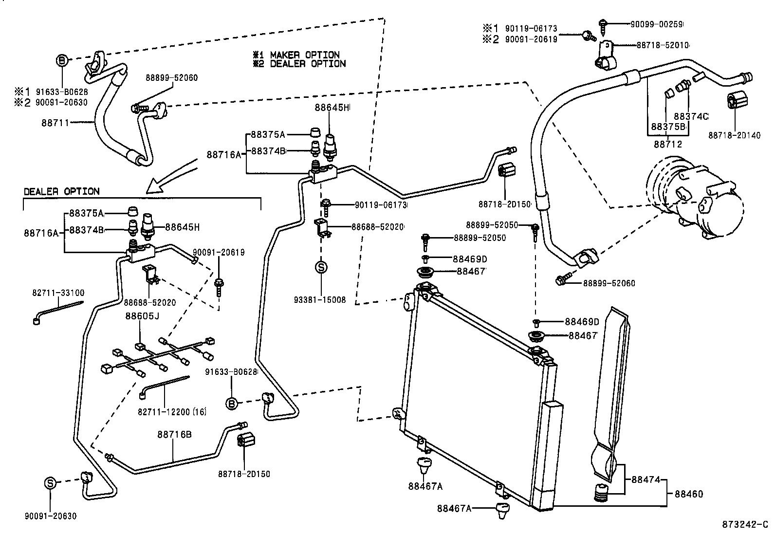 2003 Toyota Rav4 Fuse Box Diagram  Toyota  Wiring Diagram