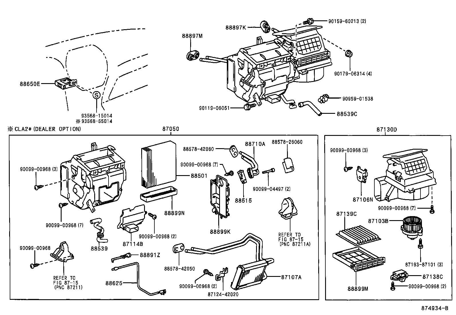service manual  ac repair diagram 2011 toyota rav4