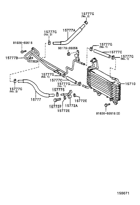 toyota corollaae101l-agpdkw - tool-engine-fuel