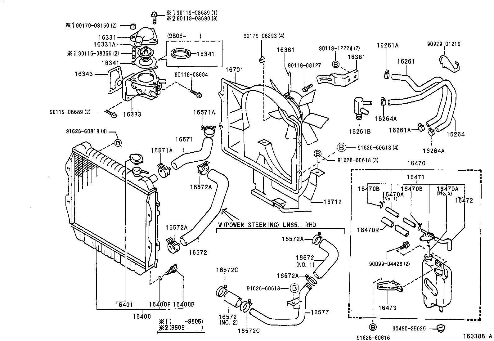 85 toyota 4runner wiring diagram