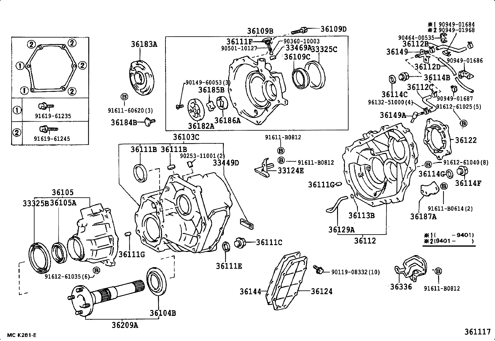 1992 toyota tercel engine diagram    toyota    land cruiser 80fzj80l gcmrkw powertrain chassis     toyota    land cruiser 80fzj80l gcmrkw powertrain chassis