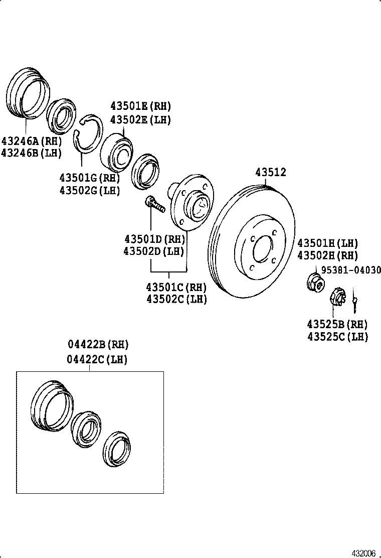 toyota corolla hb lbee101l-ahmdkw - powertrain-chassis