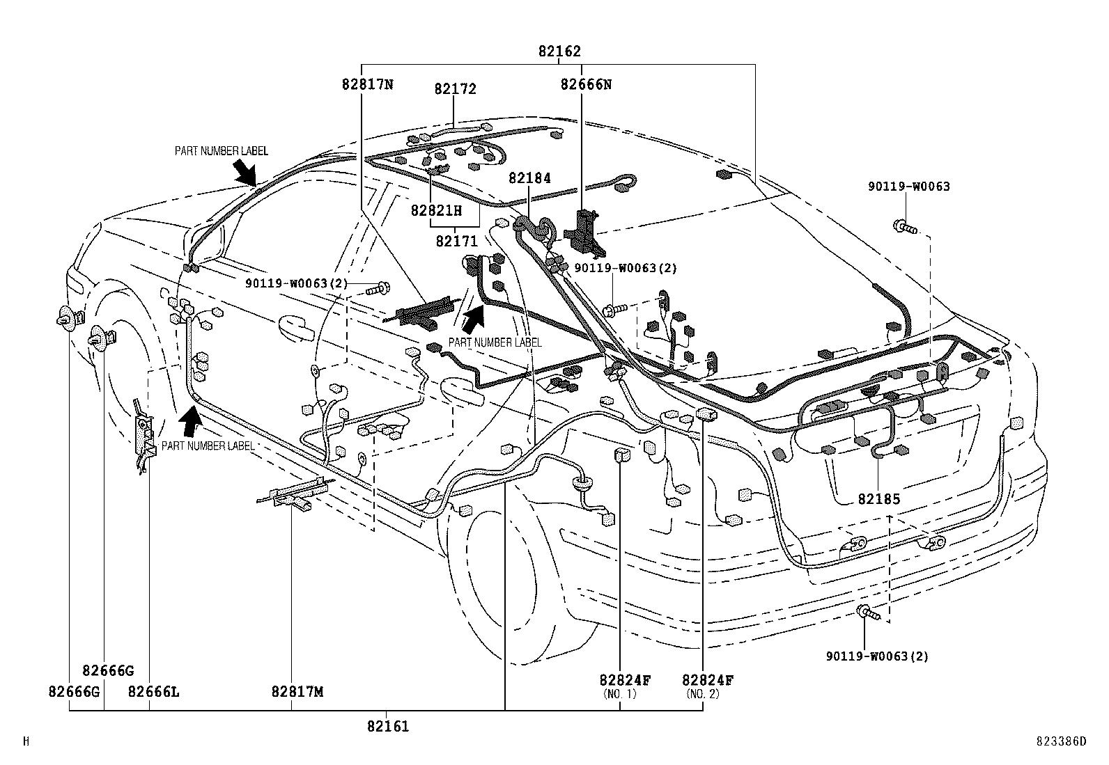 Toyota Avensiscdt250l-almeyw - Electrical