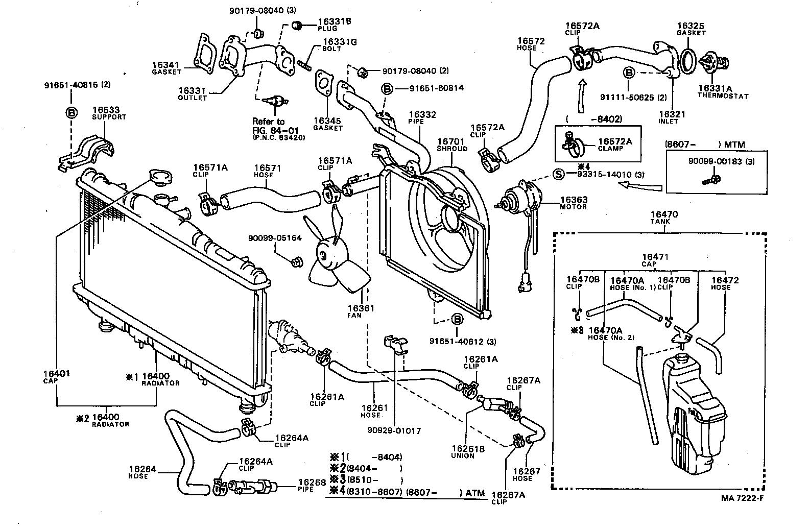 1991 celica 2 engine diagram