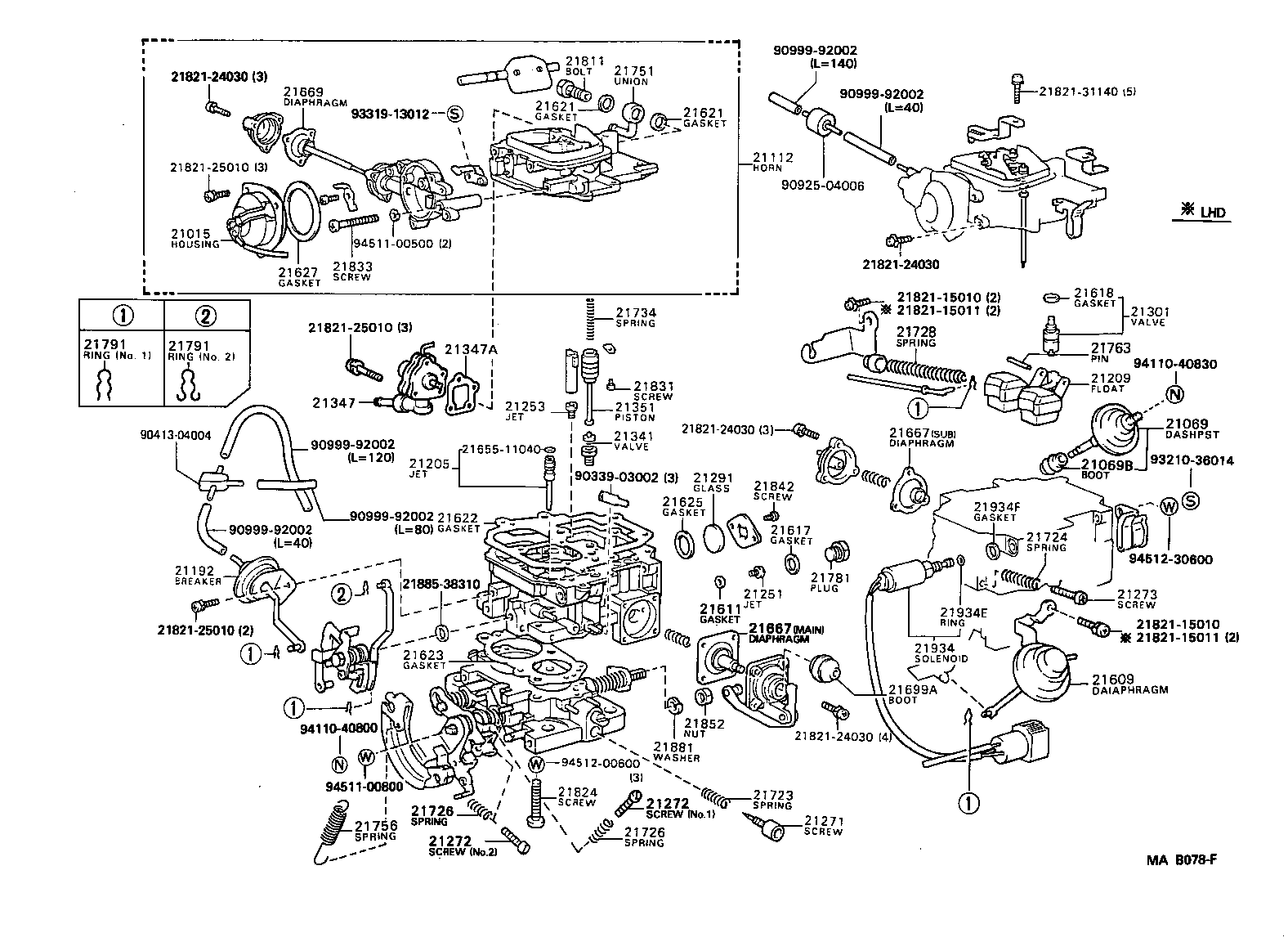toyota cressidarx81l-aemnsv