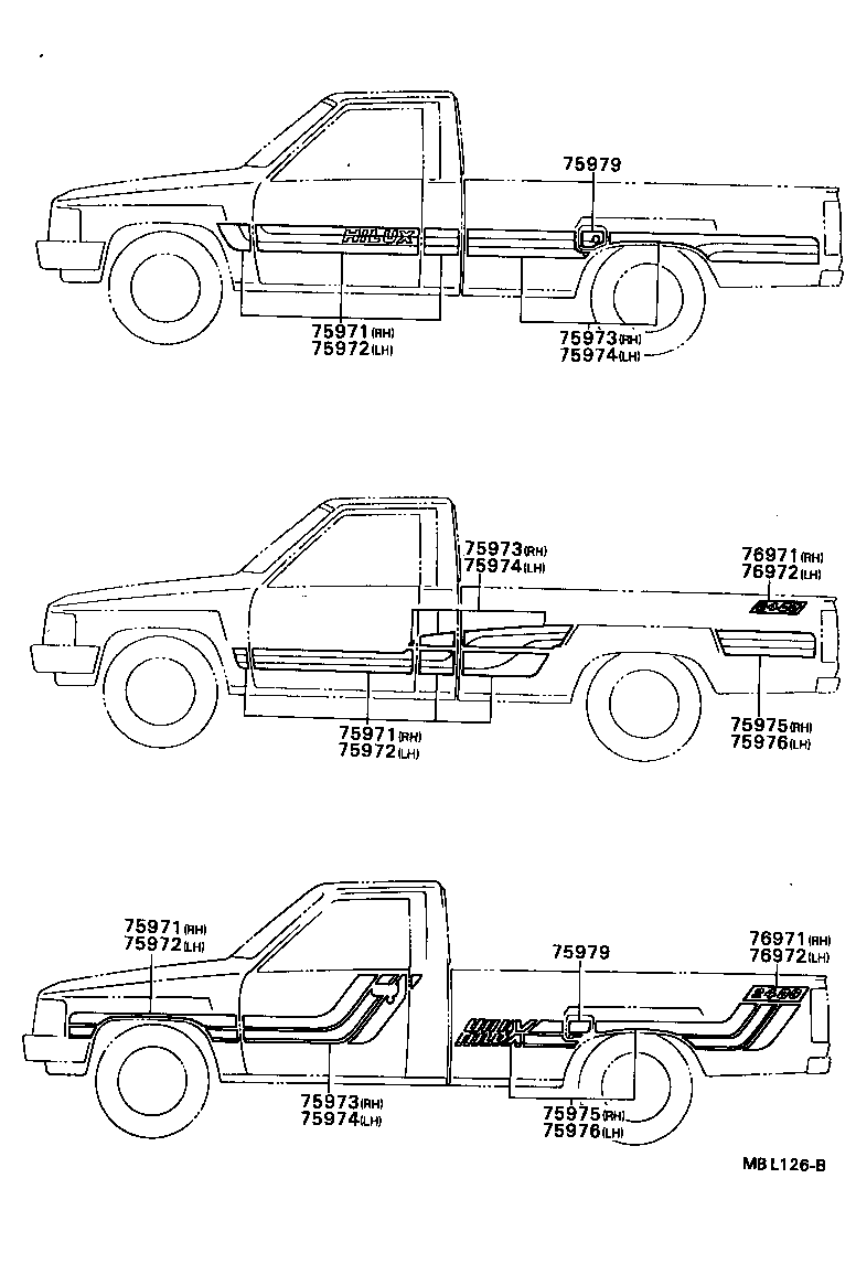 2011 toyota prius body parts diagram