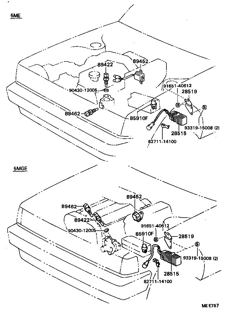 84 toyota celica fuse box  toyota  auto wiring diagram