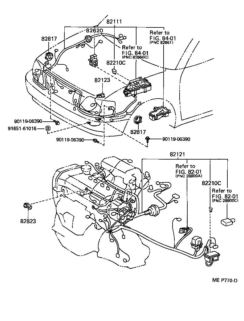 toyota starletep81l-agmnec - electrical