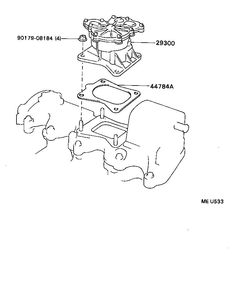 Toyota E Engine
