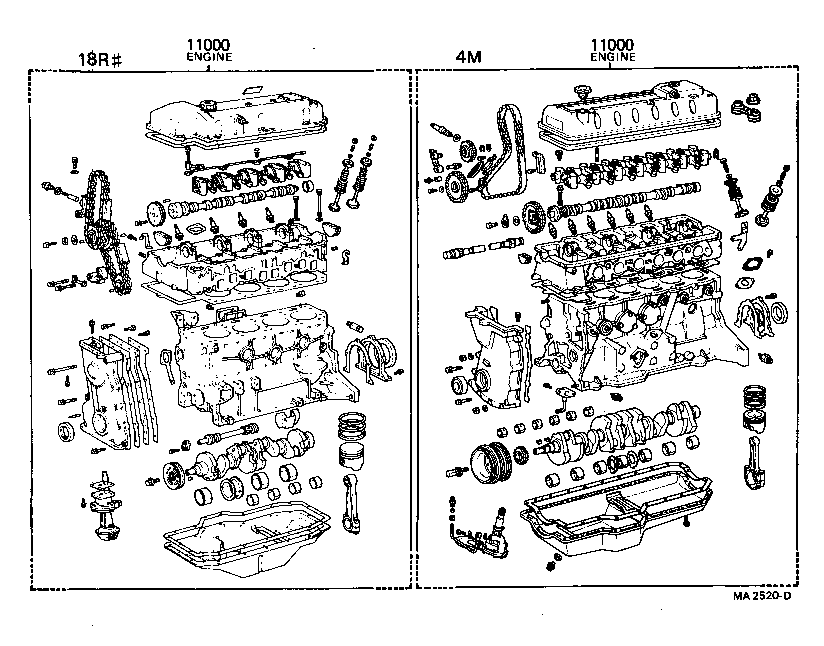 parts for 1978 toyota hilux