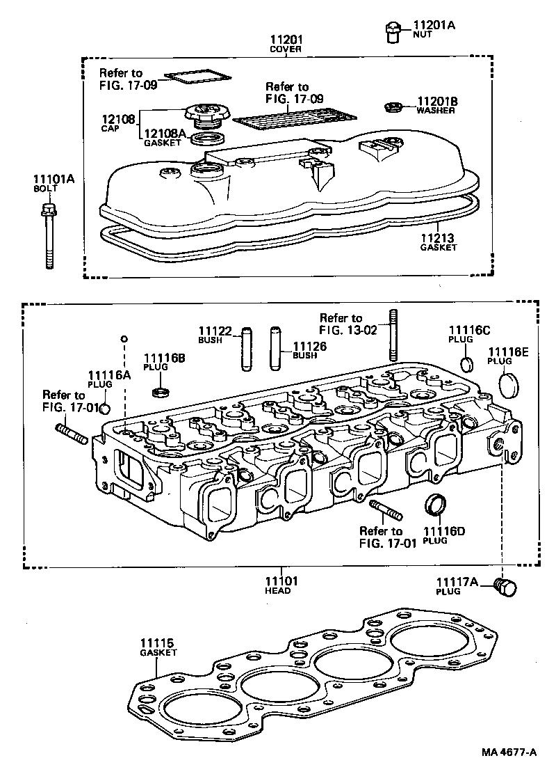 toyota land cruiser 40bj42lv-mcw