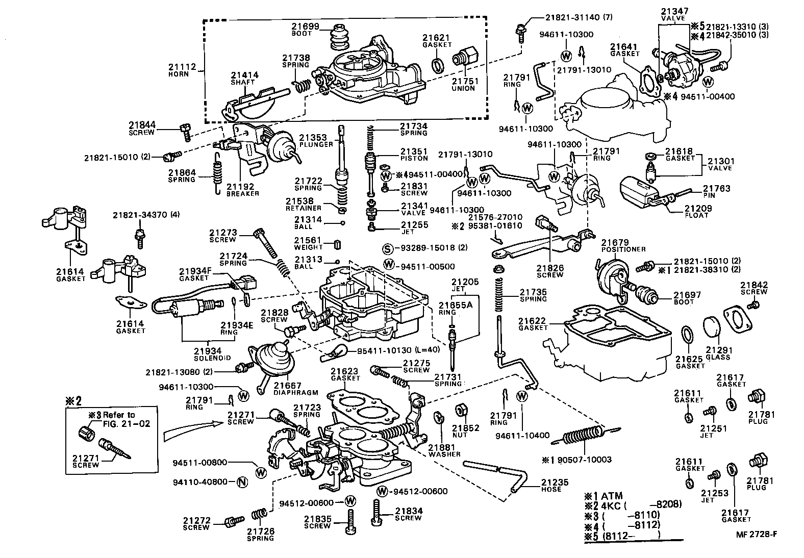 1981 toyota heater diagram html
