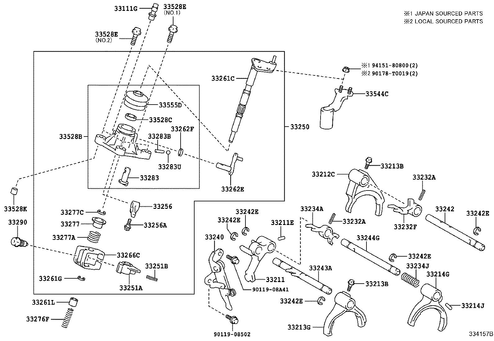 toyota etios livangk15r-aemgkx - powertrain-chassis