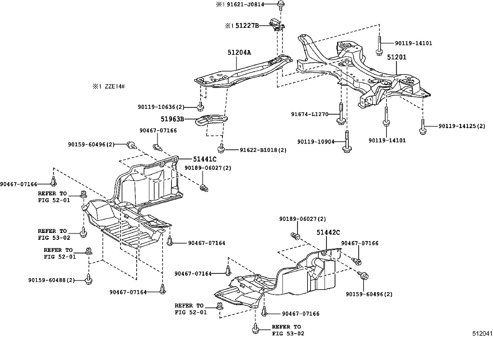 toyota corolla altiszre142l-gepdkg - body