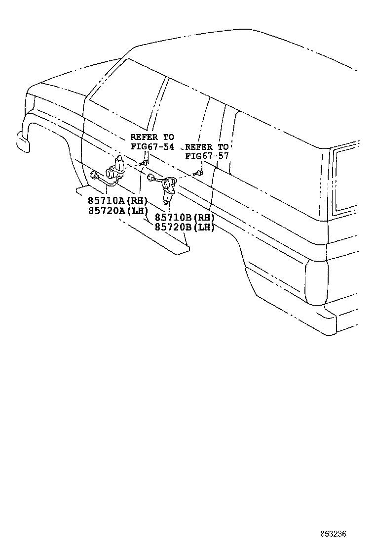 toyota land cruiser 70vdj79r-tjmnyq3 - electrical