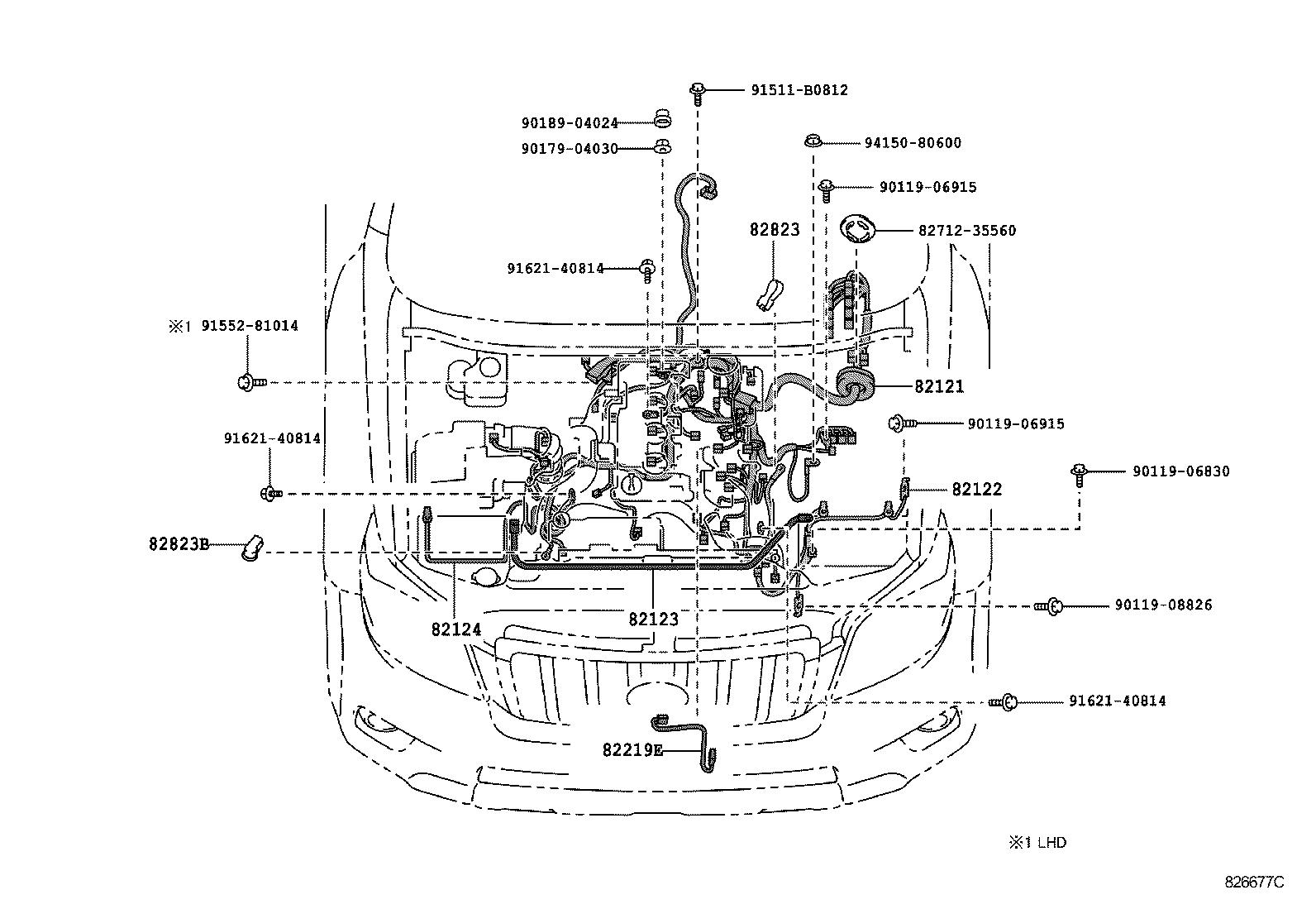 Toyota Land Cruiser Pradokdj150l-gkaey