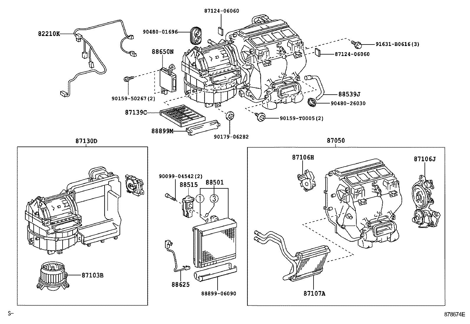 toyota camry hybridacv41r-jepnke - electrical