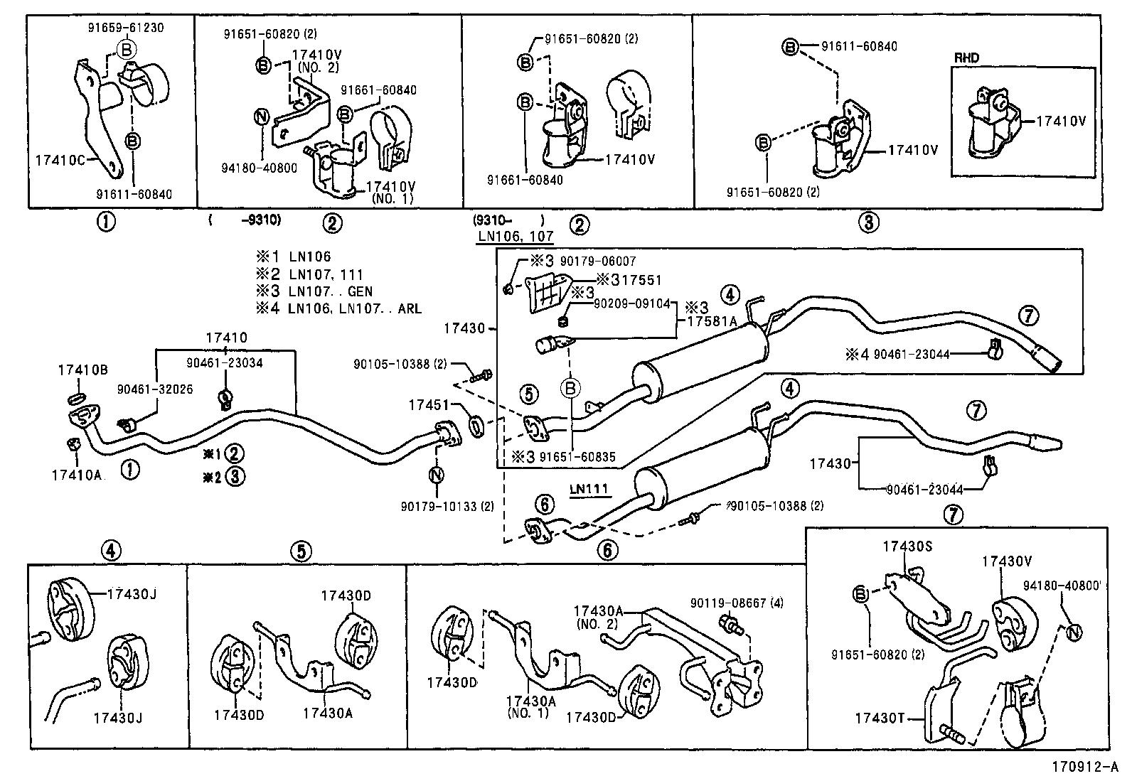 toyota hilux 4runnerln111r-crmssq