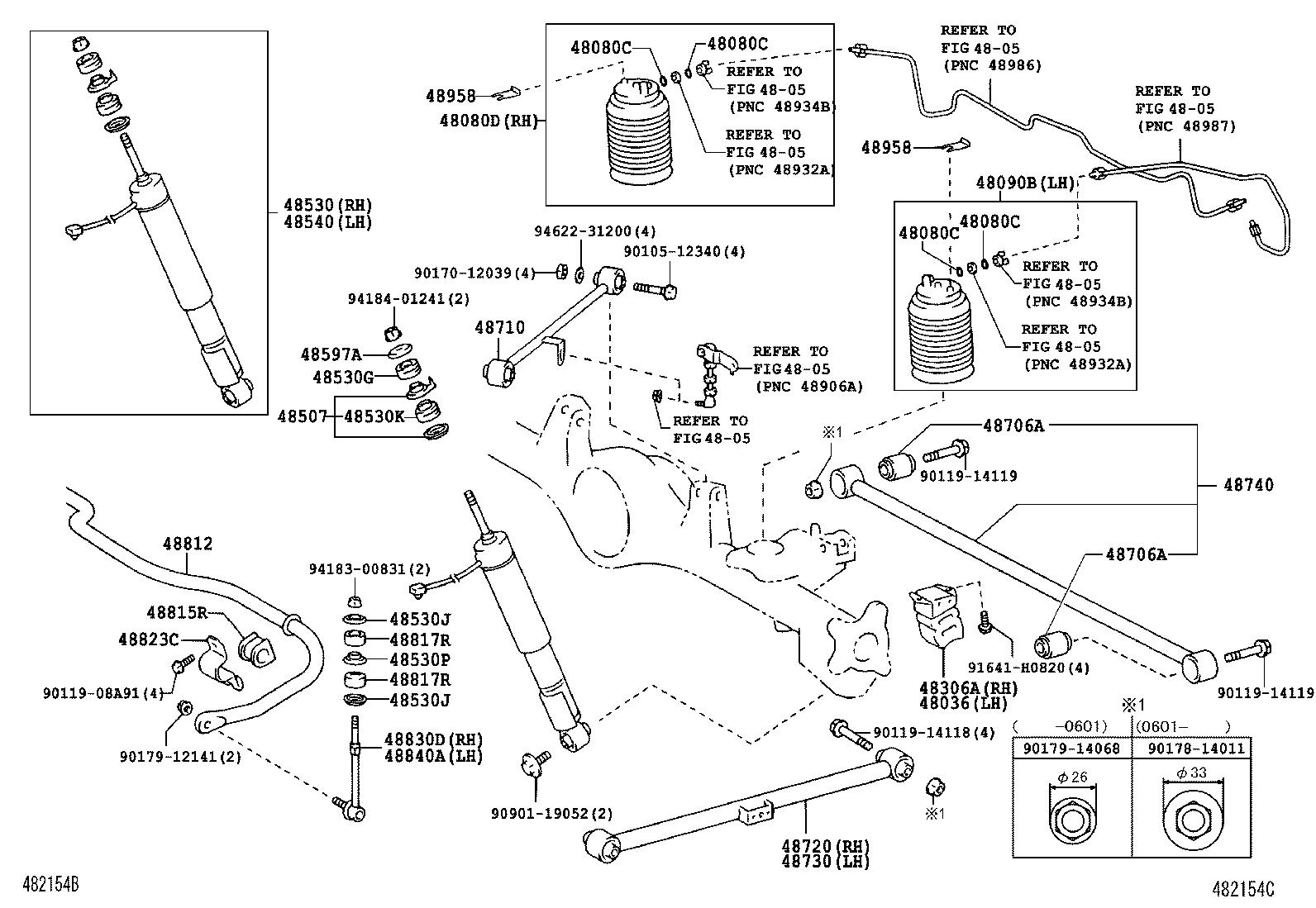2004 toyota land cruiser prado parts