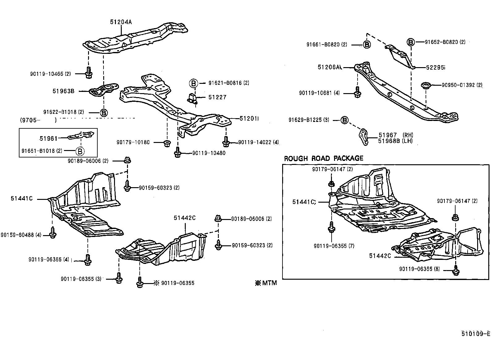 toyota corollaae111r-gemeke - body