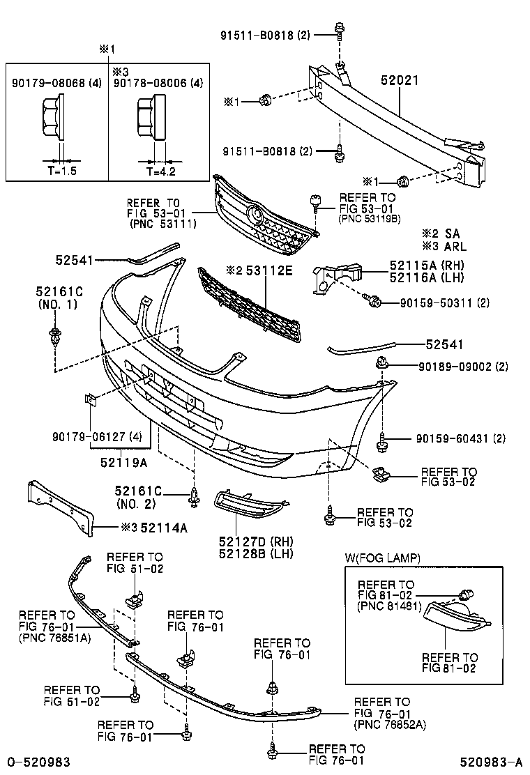 toyota corolla body parts diagram  u2013 periodic  u0026 diagrams