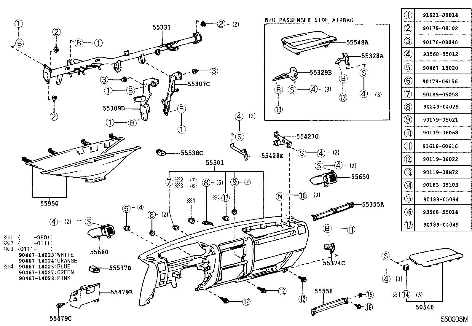 toyota land cruiser 90kzj90l-gjmnx - body