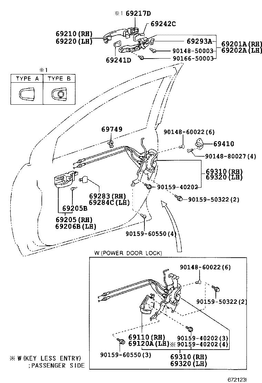 toyota corollazze121l-aepdk - body