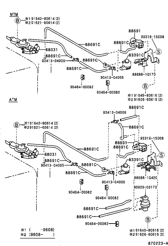 AE V95038 Ausla/ßventil