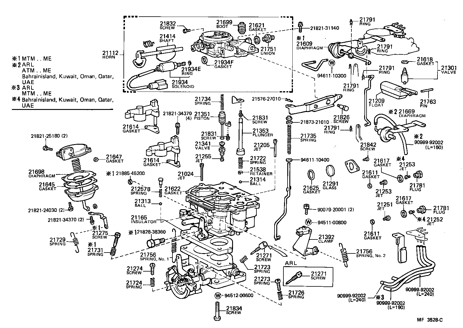 Diagram In Pictures Database  Toyota 22r Engine Parts
