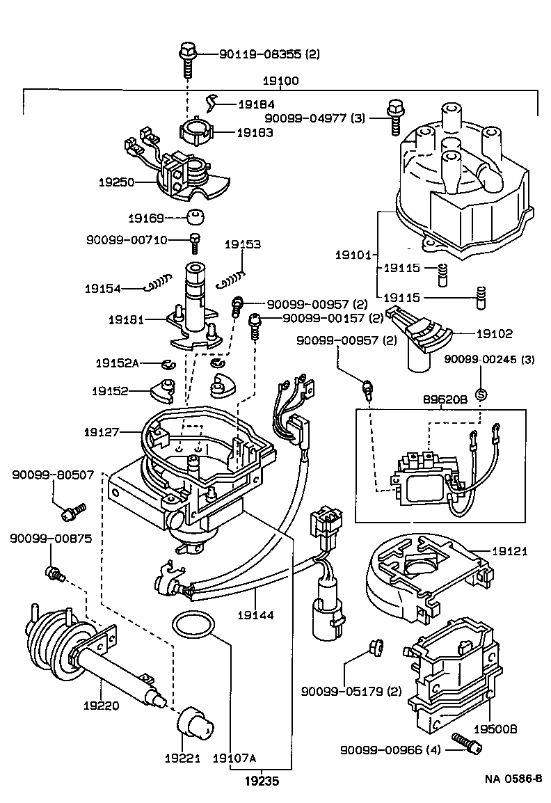 1990 toyota 4afe engine parts diagram  toyota  auto wiring