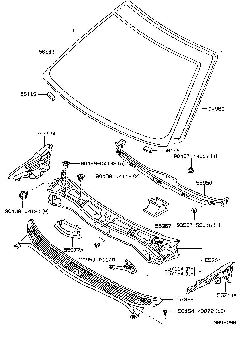 toyota mr2 5sfe turbo diagram