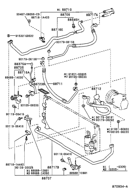 toyota corolla sed cp wgae101r-aepnk - electrical