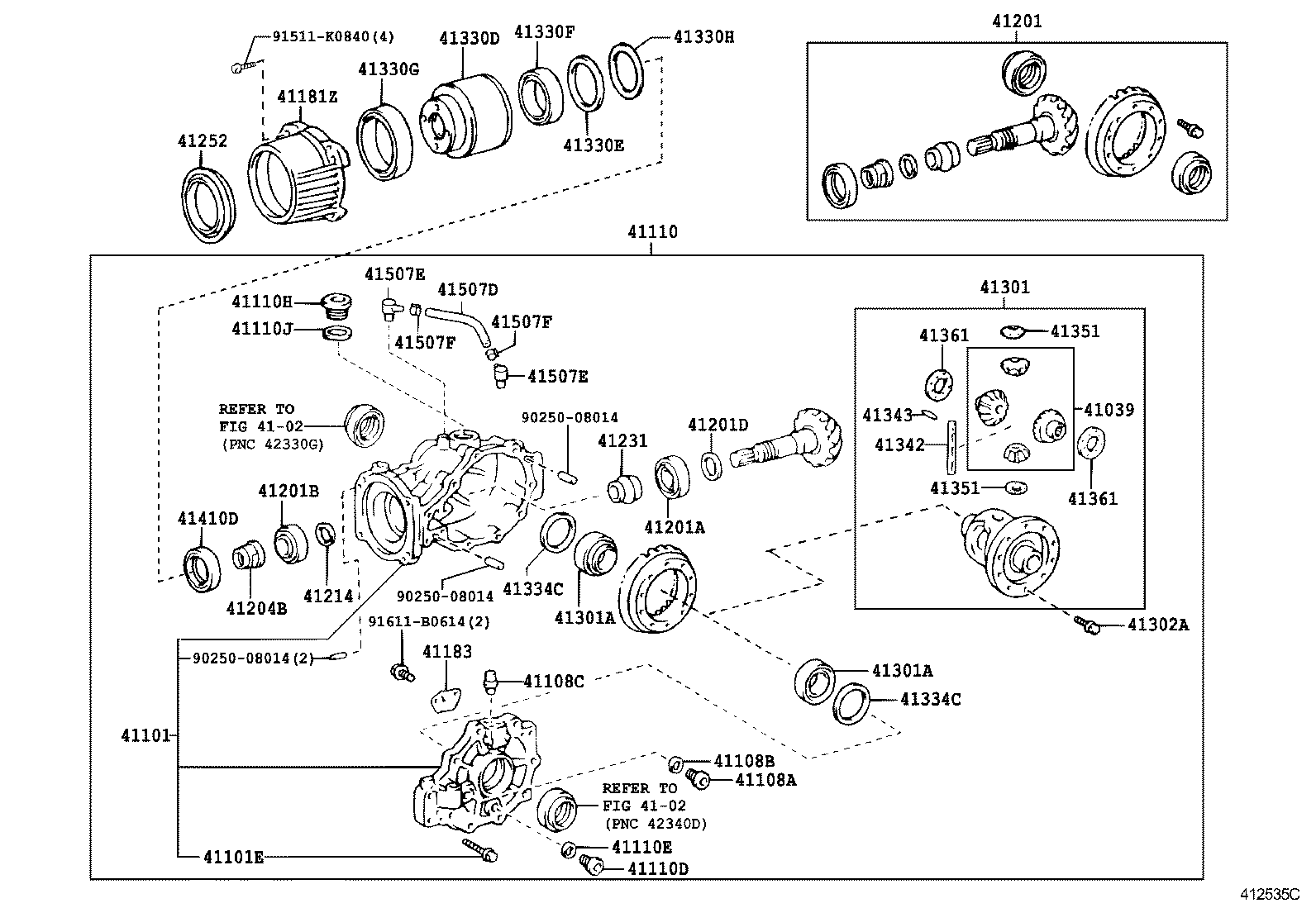 subaru wrx front differential diagram