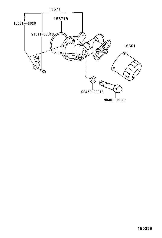 Toyota Altezza Gitajce10w Awavf Tool Engine Fuel Oil Diagram Std Part