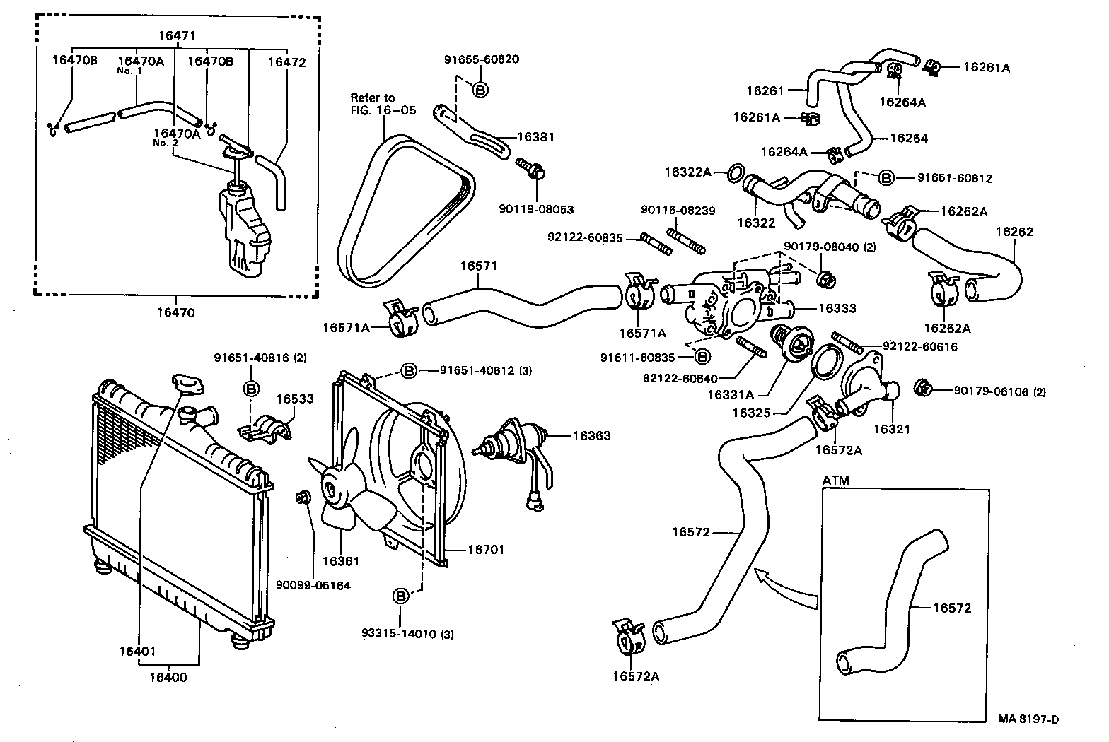 similiar 1996 toyota corolla parts diagram keywords diagram moreover 1996 toyota 4runner engine diagram furthermore toyota