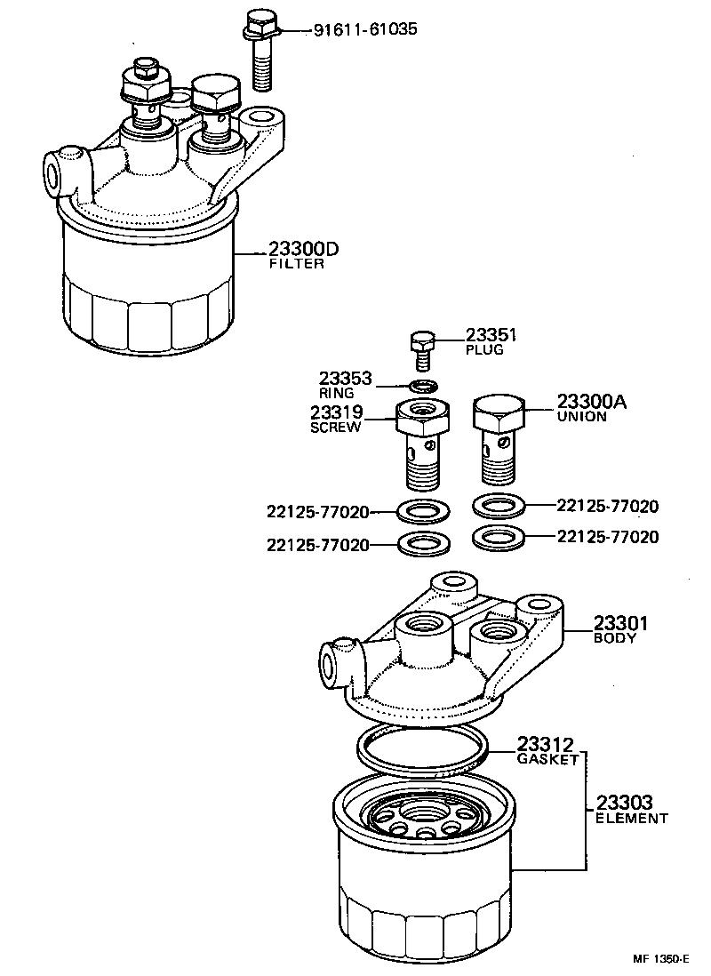 toyota dynabu30-qrpt - tool-engine-fuel