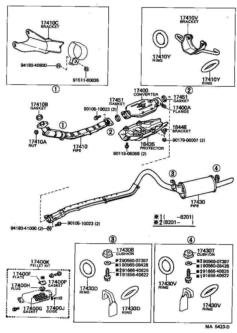 toyota starletkp61-phkds - tool-engine-fuel