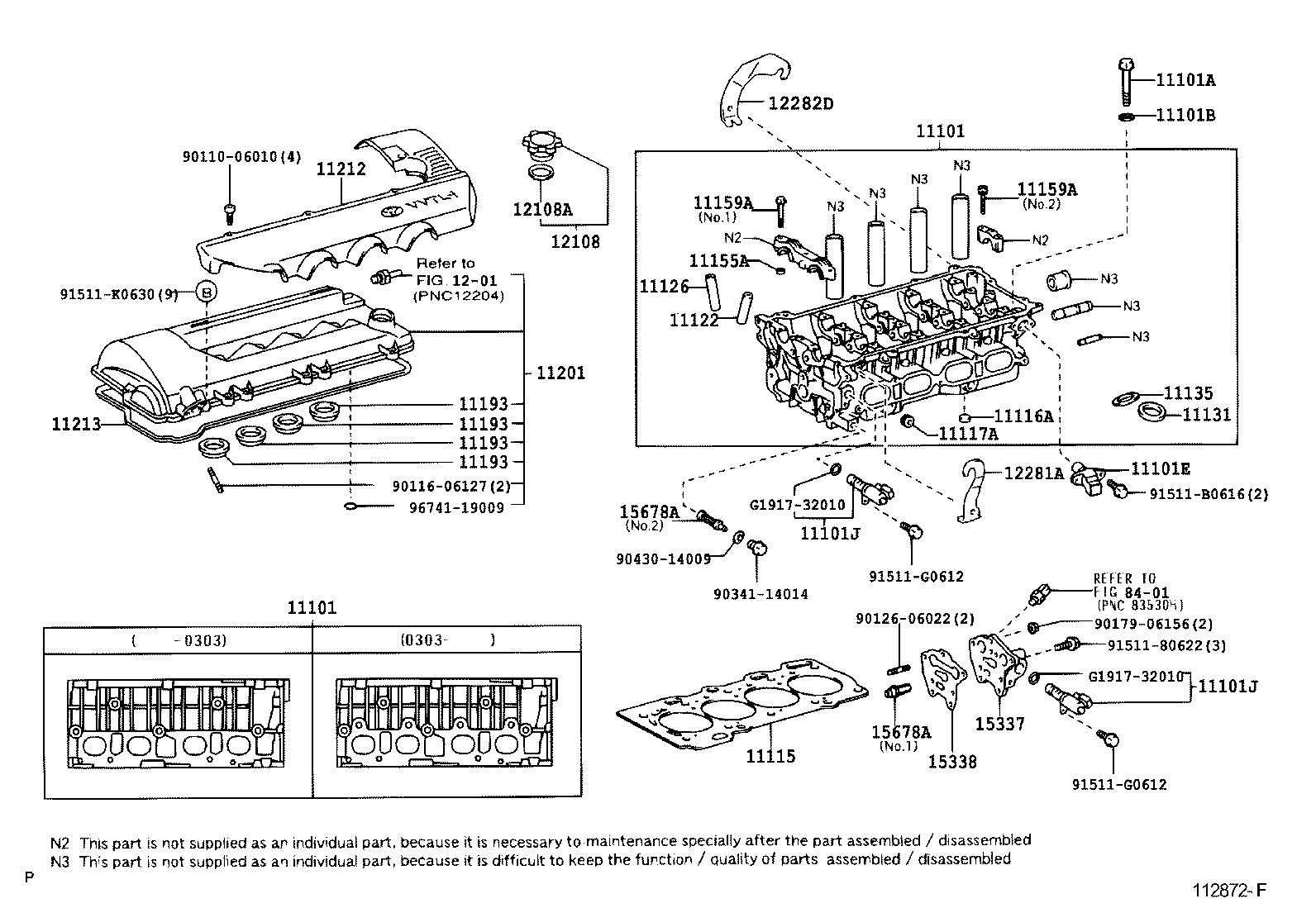 toyota celicazzt231l-blfvfa - tool-engine-fuel