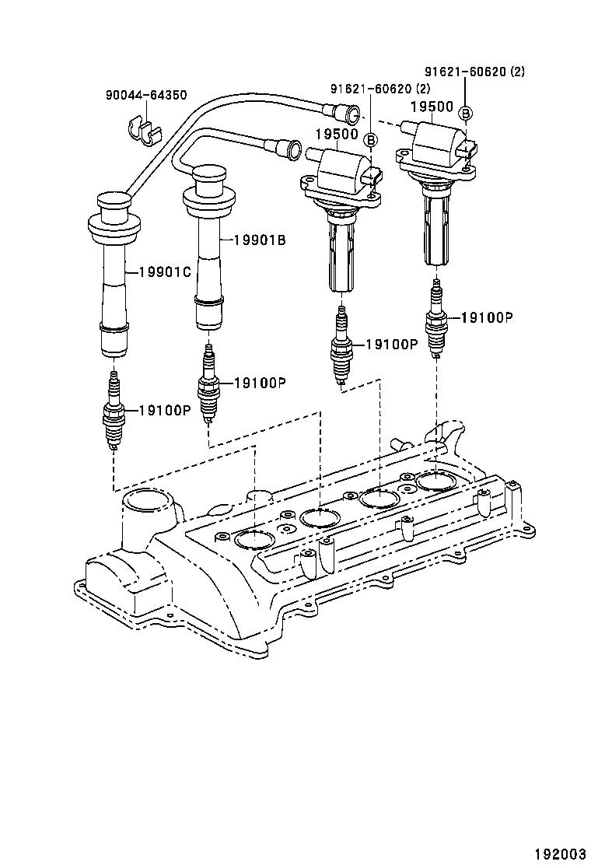 toyota avanzaf601rm-gmmej - tool-engine-fuel