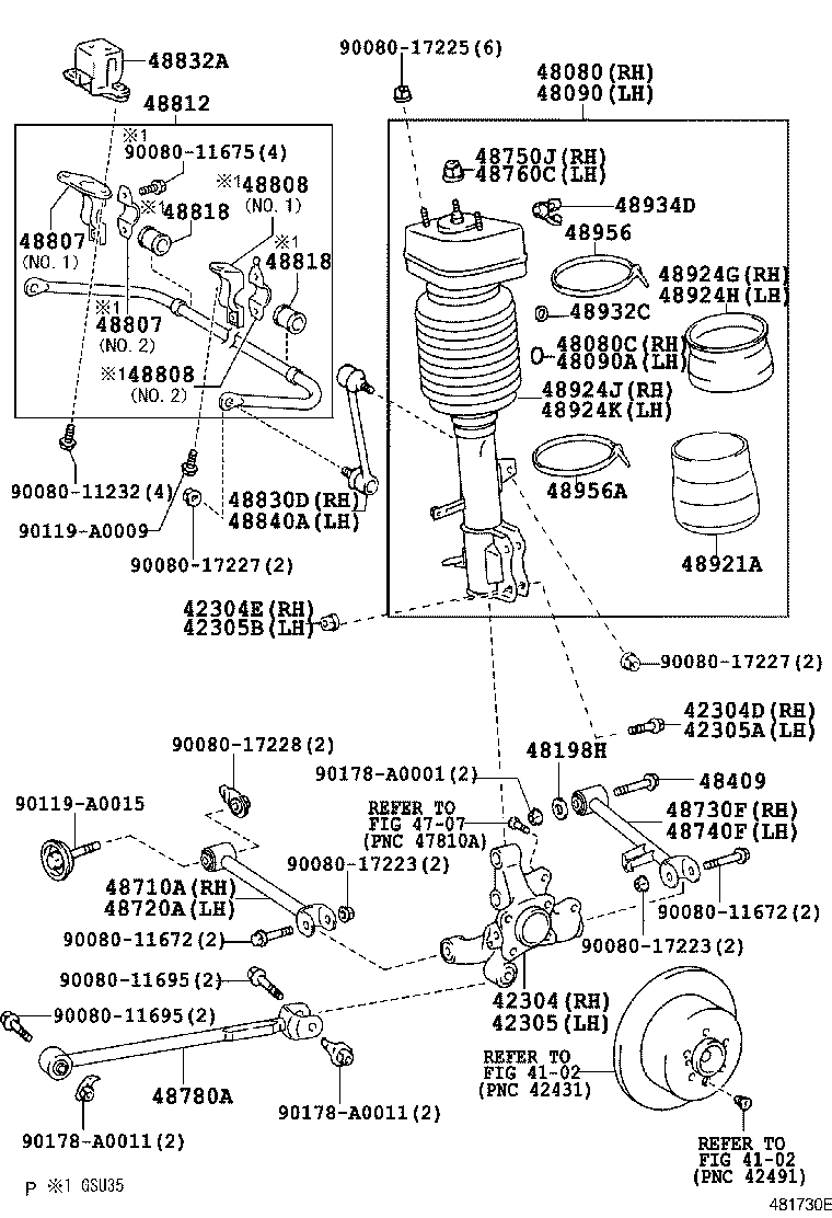 30 lexus rx330 parts diagram