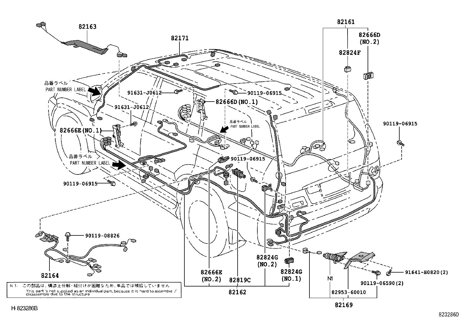 Lexus Gx 470 Wiring Diagram