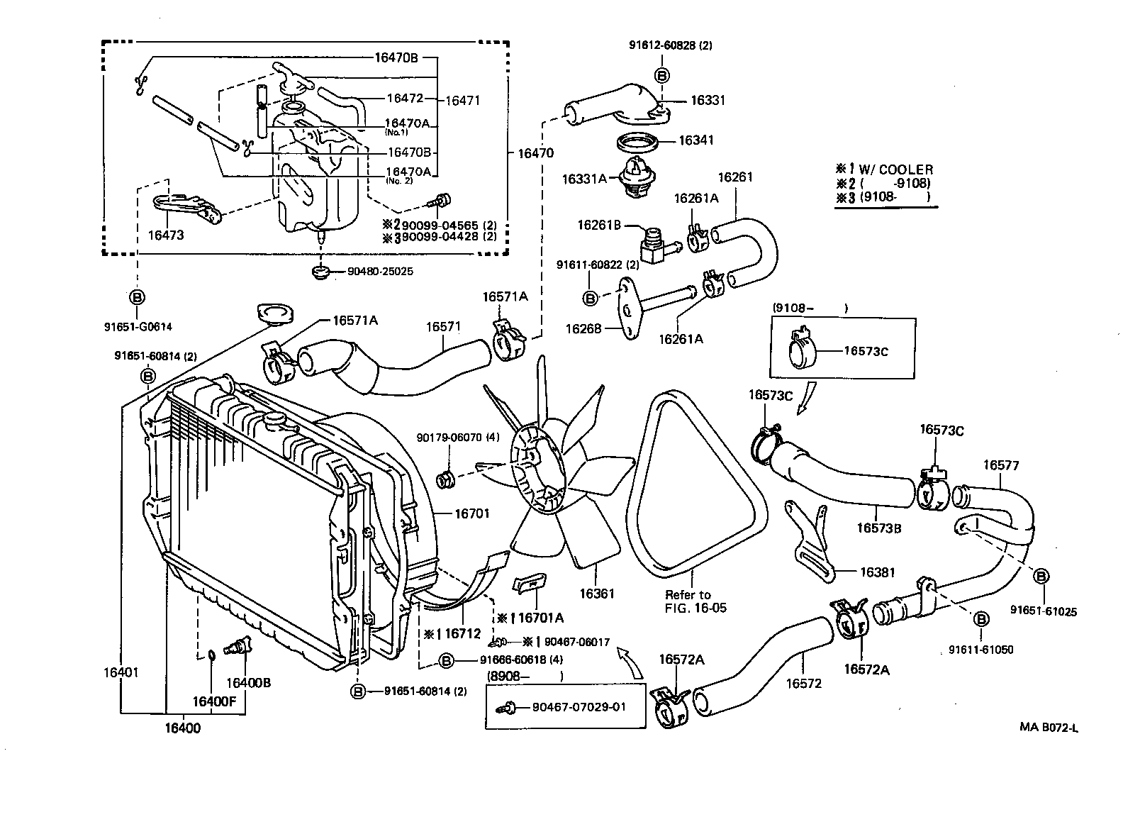 1992 toyota truck parts diagram  u2022 wiring diagram for free